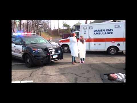 Darien High School - Finalist 2014 DMV Teen Safe Driving Video Contest