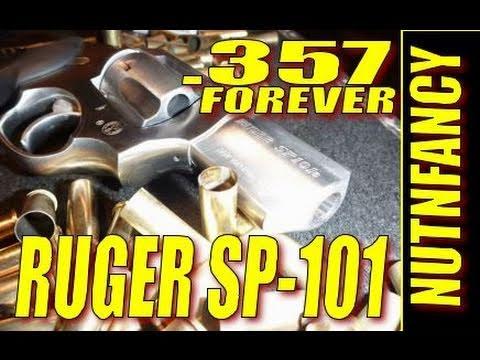 Ruger SP-101: