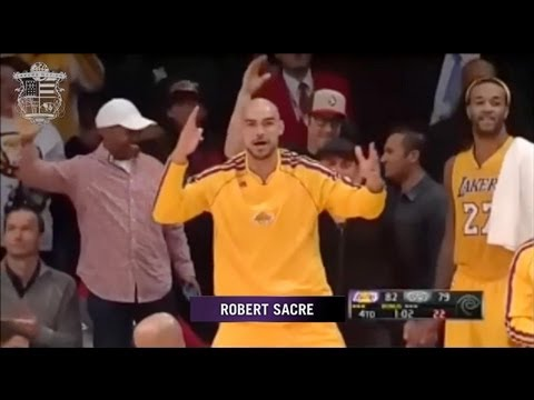 Lakers Nation NBA Poll: Robert Sacre vs Ronny Turiaf - Who Has The Better Dance?