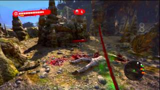 Dead Island Riptide NEW Info -New Zombie type, New Weapon,New Character-