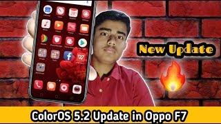 Oppo F7 New Update | ColorOS update in all Oppo F7