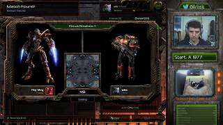 StarCraft Remastered 1v1 (FPVOD) Artosis (T) vs Play`Ming (P) Circuit Breakers