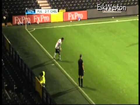 Chelsea U21's v Fulham U21's (A) 12/13