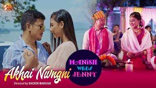 Akhai Nwngni   Bodo   Manish Swargiary  Jennifer Daimary  New Song 2020
