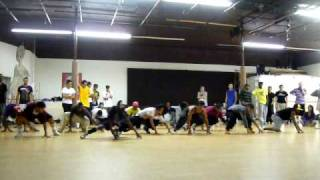 "Major Lazer ""Pon De Floor"" CHOREO BY TRICIA MIRANDA"