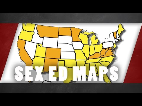 Sex Ed Maps video