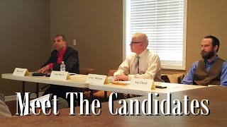 Meet The Candidates Adams Township Forum (Russ Ford, Clay Morrow, Ian Floyd)