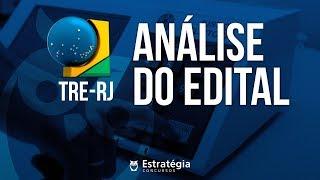 Concurso TRE-RJ: Análise de Edital 2017