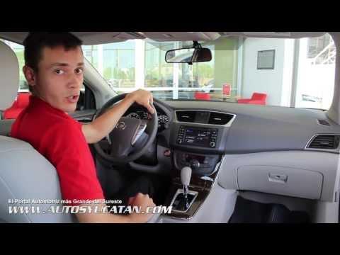 Nissan Sentra 2014 por autosyucatan.com