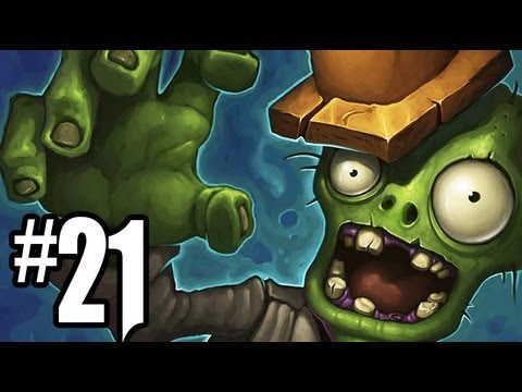 Plants vs. Zombies 2 Gameplay Walkthrough - Part 21 - Epilogue!! (Gameplay HD)
