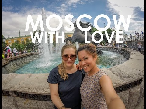 Personal Travel: Москва, Россия (Moscow, Russia) May 2015!