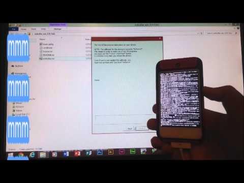 Apple iPod Touch 4G Jailbreak IOS 6.1.6