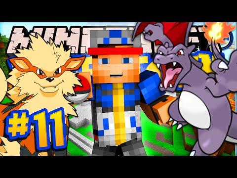 Minecraft Pixelmon - PIXELTOWN! w/ Ali-A #11! -