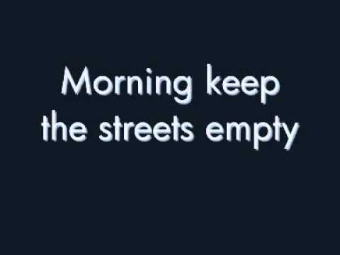 Fever ray Keep the streets empty for me lyrics