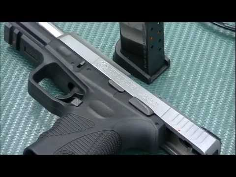 Taurus pt 24/7 G2 VS Glock 23