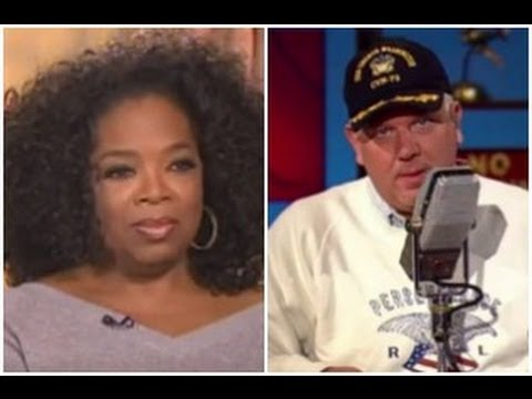 Glenn Beck To Oprah Winfrey: YOU DISGUST ME! - 8/16/13