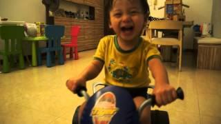 'Didi zhuo boom-boom bike'
