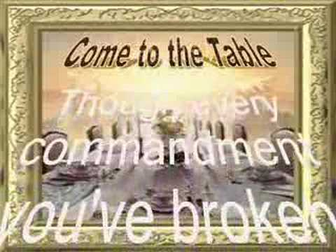 Michael Card - Come to The Table