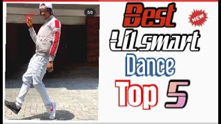 Lil smart dance videos Top 5