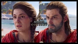ASSASSIN'S CREED ODYSSEY : LES DIFFERENCES ENTRE ALEXIOS ET KASSANDRA