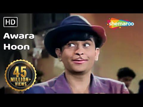 Awara Hoon - Raj Kapoor - Awaara - Mukesh - Shankar Jaikishan...