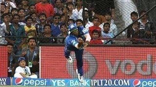 IPL7 Mumbai Indians Vs Rajasthan Royals 25-5-2014