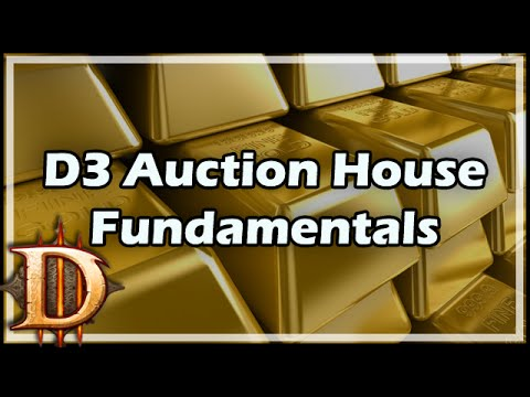D3: Auction House Fundamentals