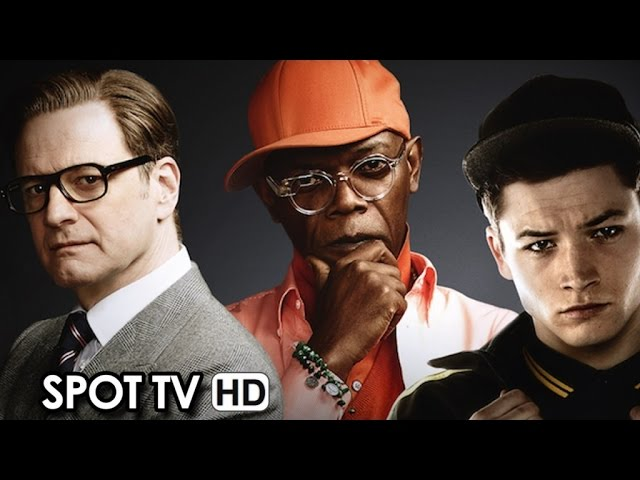 Kingsman - Secret service Spot Tv 'Alarm' (2015) - Colin Firth Movie HD