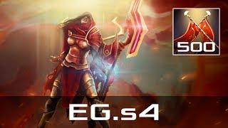EG.s4 — Legion Commander, Offlane (May 30, 2018)   Dota 2 patch 7.16 gameplay