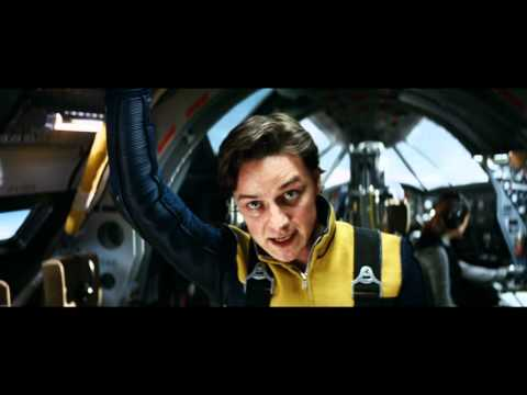 Nuevo trailer de X-Men: First Class
