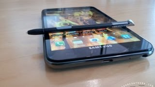 Samsung Galaxy Note for AT&T Review- Booredatwork