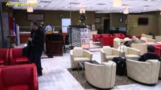 "Ethiopian Airlines Business Class Lounge ""Cloud 9"" in Addis Ababa [AirClips]"
