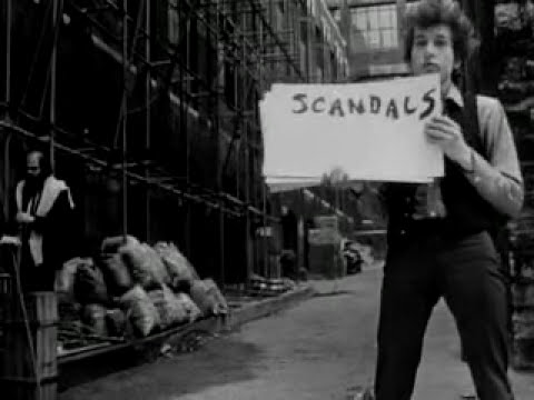 Bob Dylan: Dont Look Back - Clip