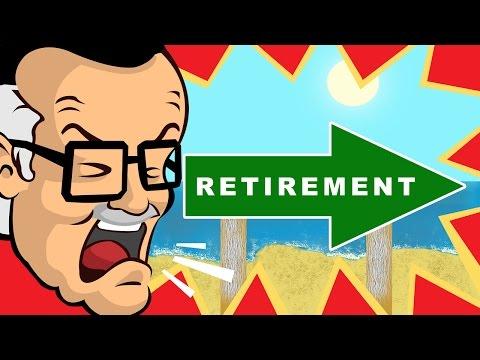Retirement - Stan's Rant