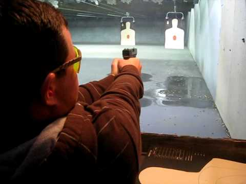PISTOLA CALIBRE 45 Video