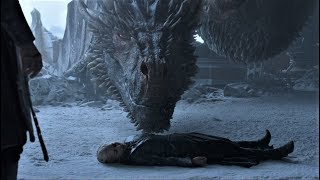 JON SNOW KILLS DAENERYS TARGARYEN - JON IS THE QUEENSLAYER (Bran becomes King of Westeros)