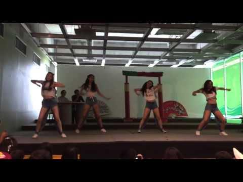 Intro + Red Velvet - Dumb Dumb +  Lee hyori - Chitty Chitty Bang Bang dance cover