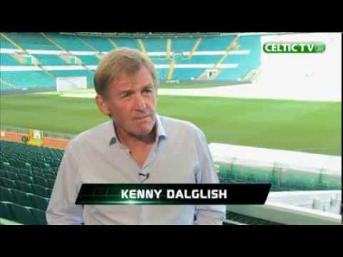 Celtic FC - Kenny Dalglish on The #19 Legends´ Charity Match