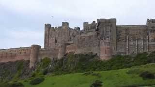 Nikon p900 max zoom Bamburgh Castle UK