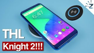THL Knight 2 Review! Wireless Charging but...💰💰💰