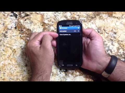 Samsung Galaxy S III Tips - How to customize your lock screen (Tip 6)