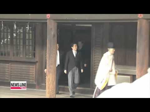 Reasons behind Abe's visit to the Yasukuni Shrine