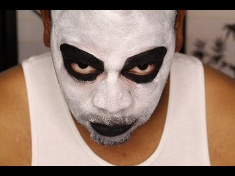 White Costume Face Paint