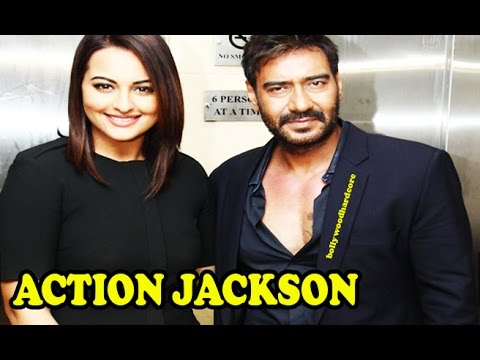 ACTION JACKSON | Ajay Devgn, Sonakshi Sinha & Prabhu Deva | Press Conference - #ActionJackson