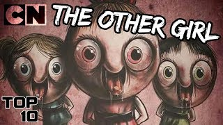 Top 10 Scary Cartoon Network Theories - Part 2