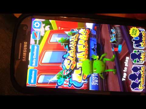 subway surf cheats for android