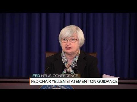 Yellen: Labor Market Conditions Continue to Improve