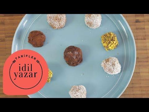Trüf Çikolata Nasıl Yapılır ? - İdil Tatari - Yemek Tarifleri
