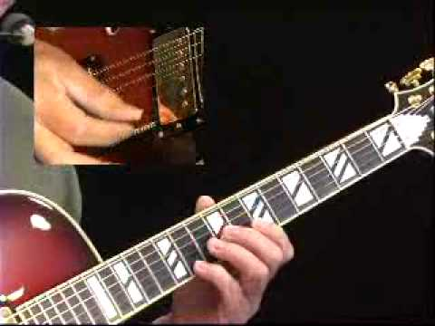 12 Bar Solo Performance #1 - Assembly Lines - Jazz Blues Guitar Lessons