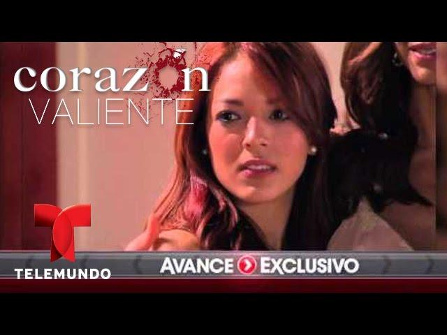 Corazón Valiente / Avance Exclusivo 206 / Telemundo